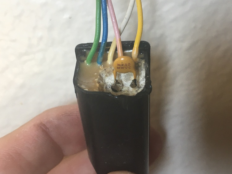 Name:  New fuse in place.JPG Views: 187 Size:  67.7 KB