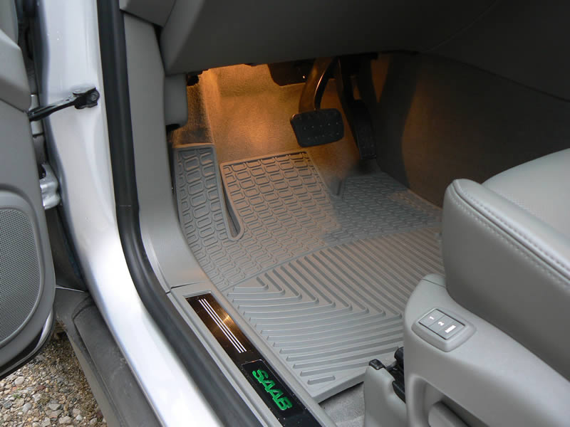 Name:  Saab 9-4X floor mats weathertech 2.jpg
