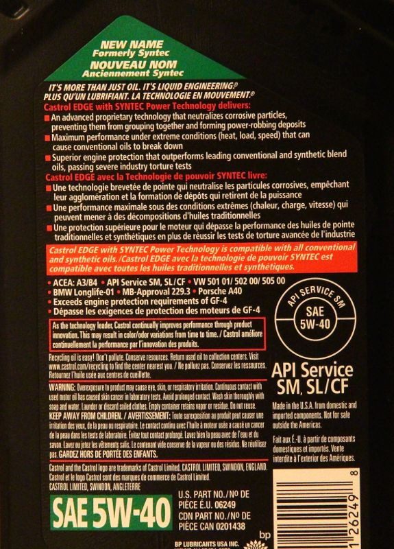 Name:  Castrol_edge_synthetic_5W-40_label_specifications.jpg Views: 319 Size:  142.6 KB