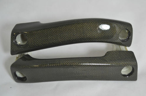 Name:  Saab 9-5 carbon fibre door pulls.jpg
