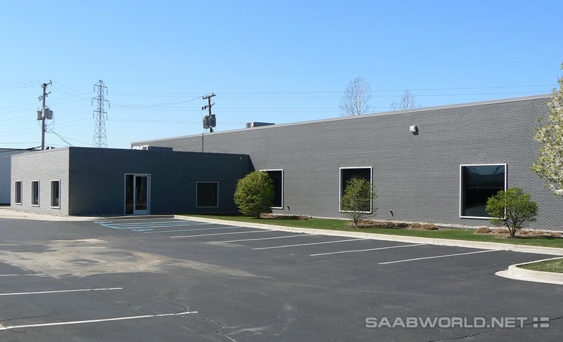 Name:  Saab USA headquarters front building.jpg Views: 226 Size:  76.5 KB