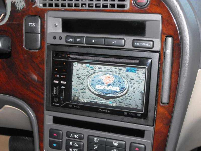 Aftermarket audio head unit installation - Saab 9-5 - Page 4