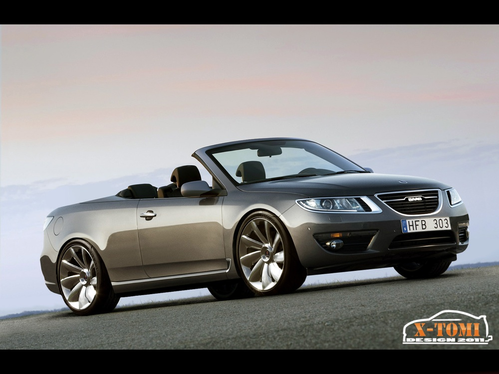 the dream factory saab 9 5 convertible inside saab by steven wade. Black Bedroom Furniture Sets. Home Design Ideas