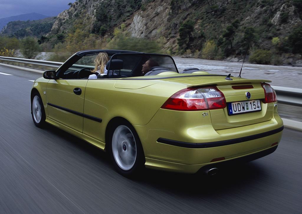 2004 Saab 9 3 Convertible Images