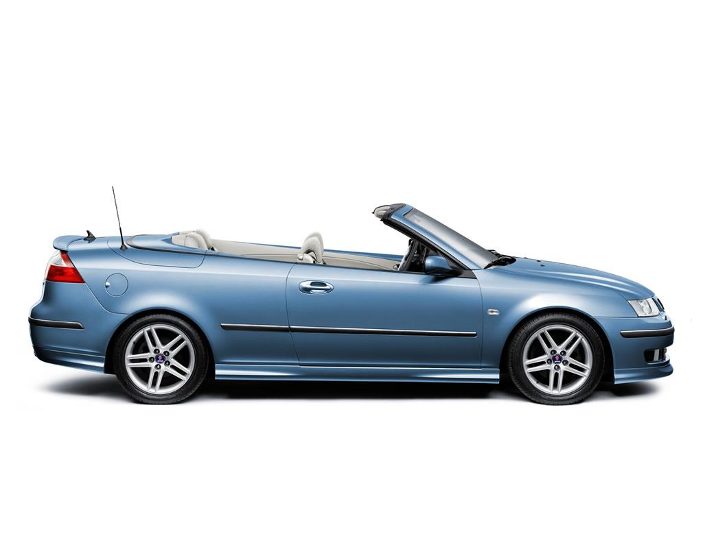 2003 saab 9-3 aero convertible review
