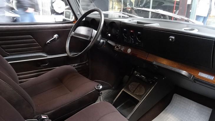 saab 99 interior brown 2