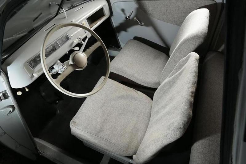 1953 SAAB 92 B DE LUXE BERLINE interior