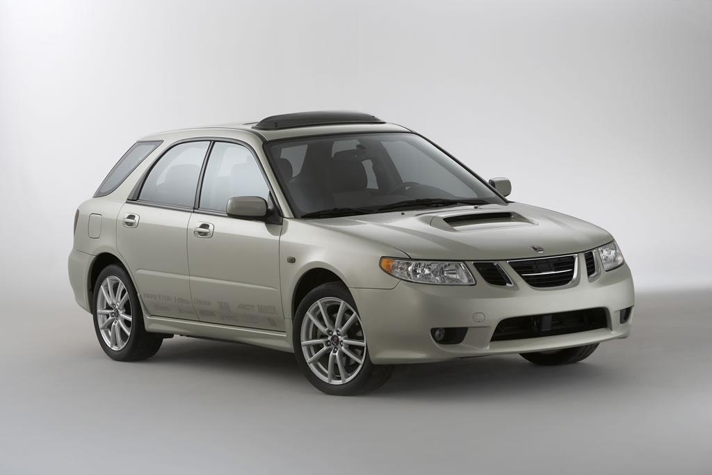 2005 Saab 9 2x Aero Heritage Collection Usa