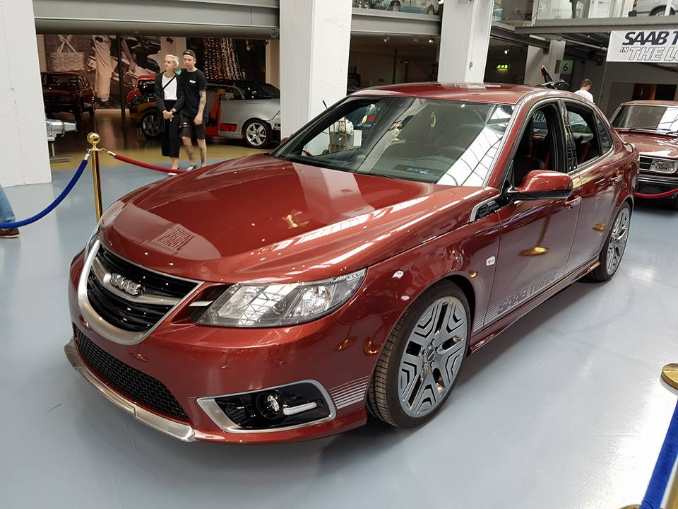 2017 Saab 9 3 Turbo Edition Concept Car