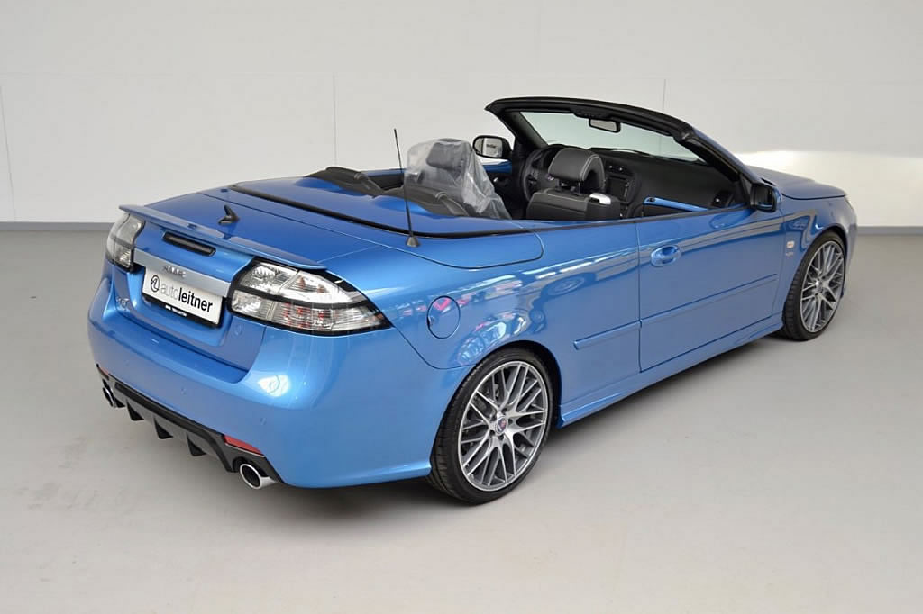 More Information Can Be Found On Their Website Auto Leitner 2017 Saab 9 3 Cabriolet Sky Blue