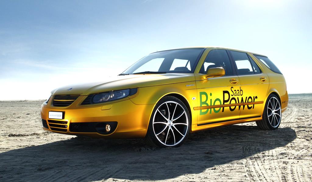 Saab 9-5 Biopower Kokemuksia